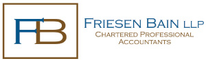Friesen Bain LLP Chartered Professional Accountants – Grande Prairie & Area